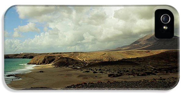 Lanzarote IPhone 5s Case by Cambion Art