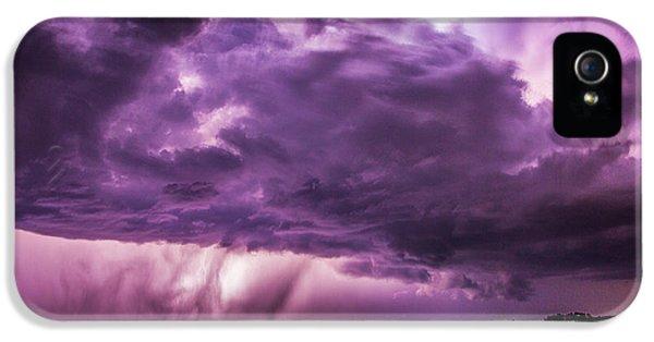 Nebraskasc iPhone 5s Case - Last Chace Lightning For 2017 006 by NebraskaSC