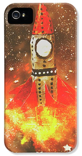 Launch Of Early Learning IPhone 5s Case by Jorgo Photography - Wall Art Gallery