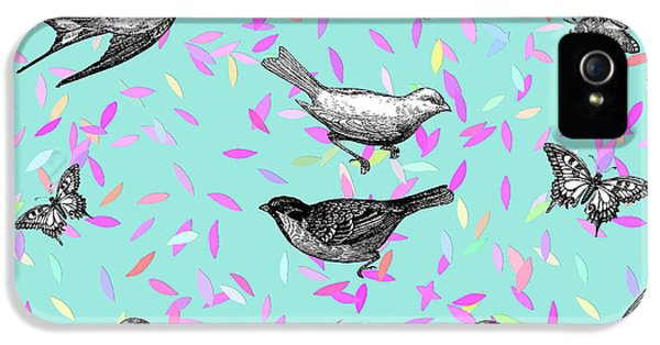 Let It Fly IPhone 5s Case by Gloria Sanchez