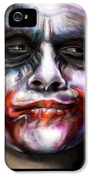 Let's Put A Smile On That Face IPhone 5s Case by Vinny John Usuriello