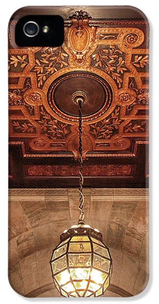 IPhone 5s Case featuring the photograph Library Light by Jessica Jenney
