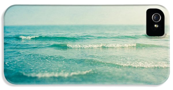 Water Ocean iPhone 5s Case - Like A Dream by Violet Gray