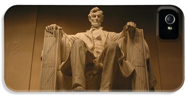 Lincoln Memorial iPhone 5s Case - Lincoln Memorial by Brian McDunn