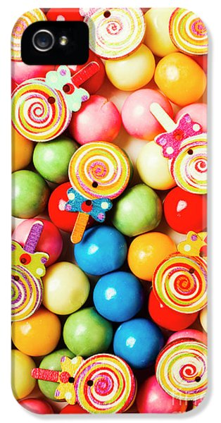 Lolly Shop Pops IPhone 5s Case