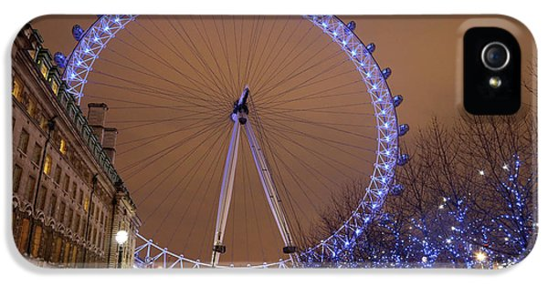 IPhone 5s Case featuring the photograph Big Wheel by David Chandler