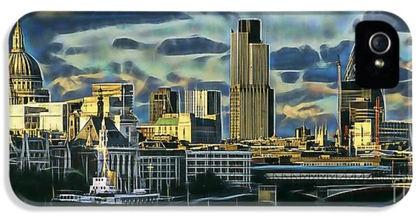 London Skyline Collection IPhone 5s Case