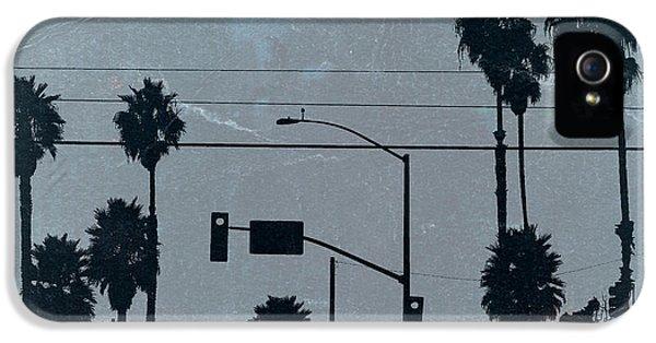 Los Angeles IPhone 5s Case