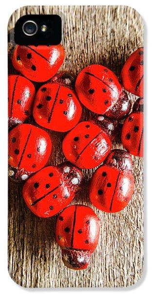 Love Bug IPhone 5s Case