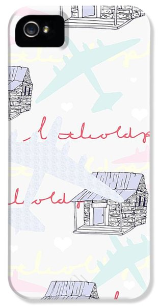 Love Shack IPhone 5s Case by Beth Travers