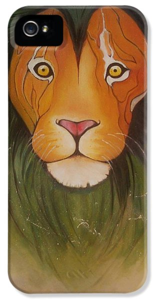 Lovelylion IPhone 5s Case