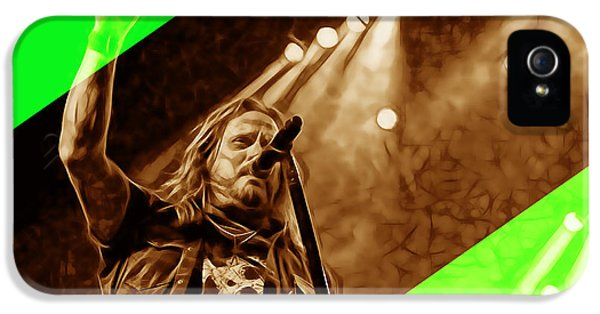 Lynyrd Skynyrd Collection IPhone 5s Case by Marvin Blaine