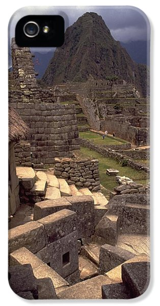 Machu Picchu IPhone 5s Case