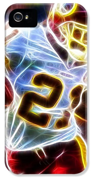 Miami iPhone 5s Case - Magical Sean Taylor by Paul Van Scott