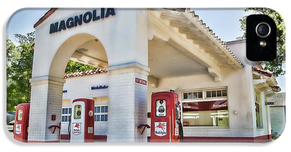 Magnolia Gas - Little Rock IPhone 5s Case