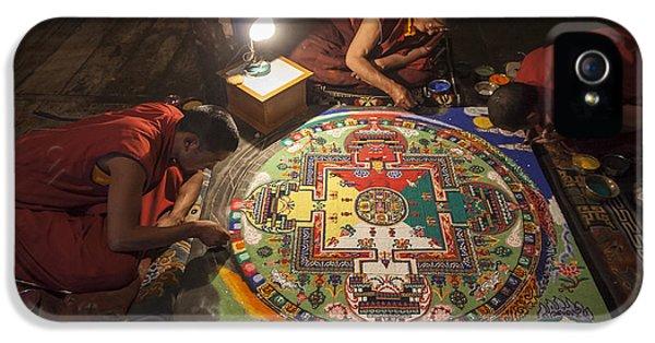 Making Of Mandala IPhone 5s Case by Hitendra SINKAR