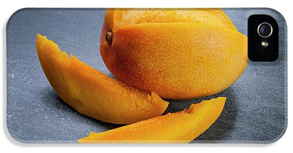 Mango And Slices IPhone 5s Case by Elena Elisseeva