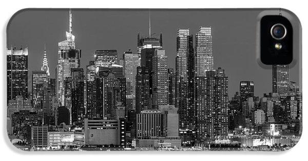 Manhattan Twilight Iv IPhone 5s Case