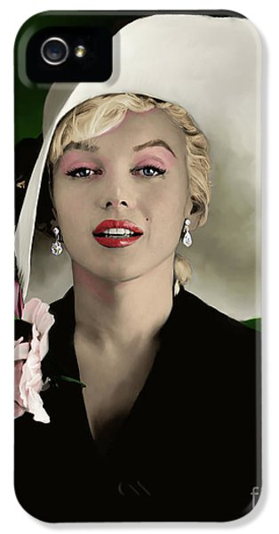 Marilyn Monroe IPhone 5s Case
