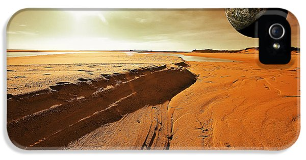 Mars IPhone 5s Case by Dapixara Art