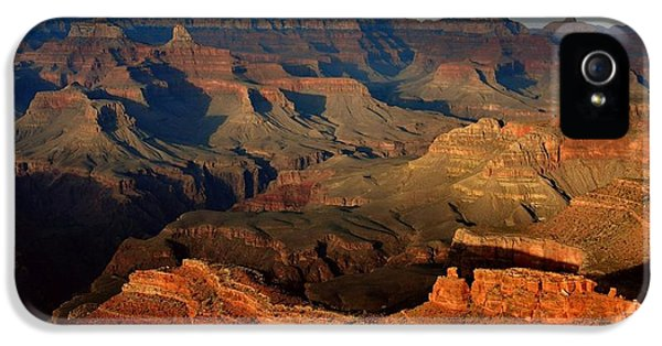 Mather Point - Grand Canyon IPhone 5s Case by Stephen  Vecchiotti