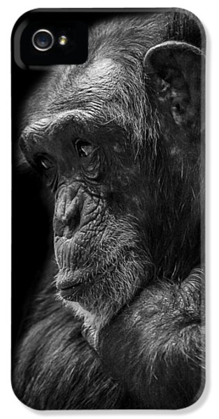 Melancholy IPhone 5s Case by Paul Neville