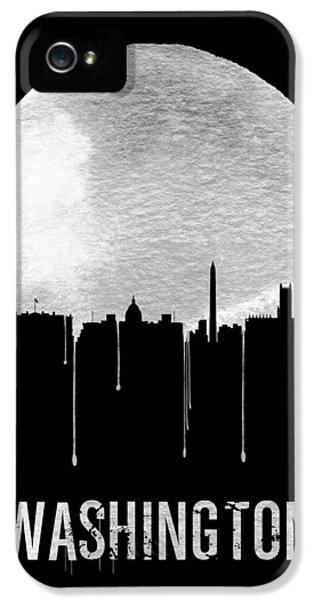Memphis Skyline Black IPhone 5s Case