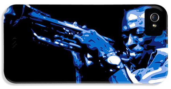 Miles Davis IPhone 5s Case
