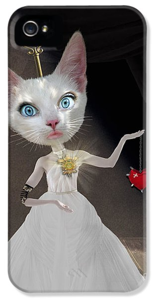 Miss Kitty IPhone 5s Case