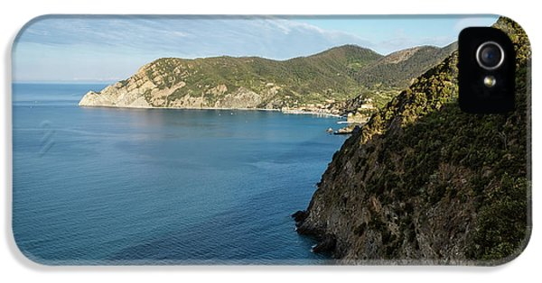 Monterosso And The Cinque Terre Coast IPhone 5s Case