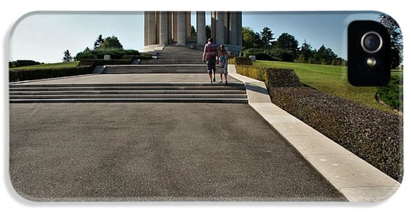 Montsec American Monument IPhone 5s Case by Travel Pics