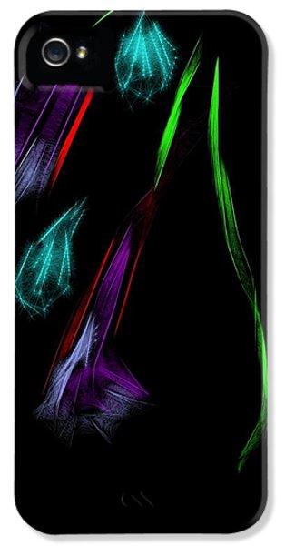 iPhone 5s Case - Morning Dew by Kerri Thompson