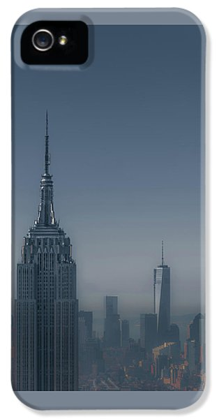 Morning In New York IPhone 5s Case by Chris Fletcher