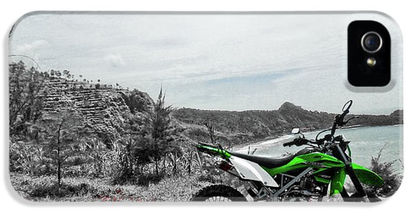 iPhone 5s Case - Motocross by Wahyu Nugroho