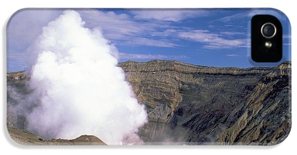 Mount Aso IPhone 5s Case by Travel Pics