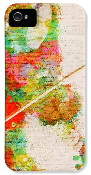 Music In My Soul IPhone 5s Case