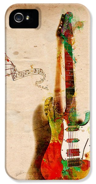 My Guitar Can Sing IPhone 5s Case