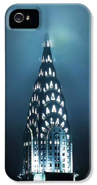 Mystical Spires IPhone 5s Case by Az Jackson
