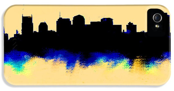 Nashville  Skyline  IPhone 5s Case