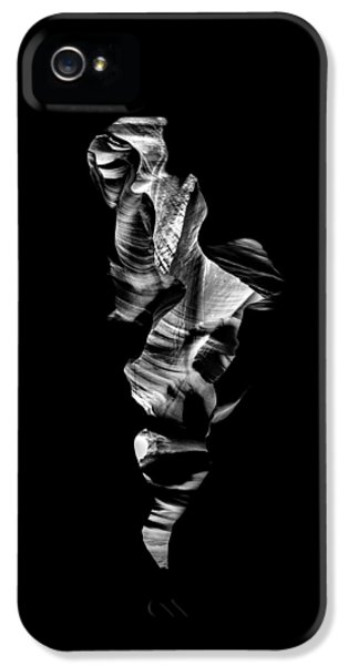Featured Images iPhone 5s Case - Navajo Wanderer by Az Jackson