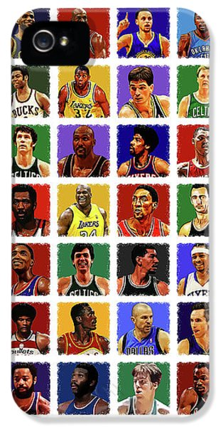 Nba All Times IPhone 5s Case