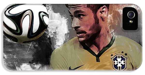 Neymar 051a IPhone 5s Case by Gull G