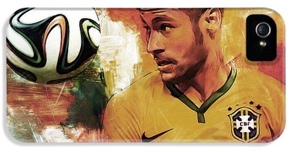 Neymar 05d IPhone 5s Case by Gull G