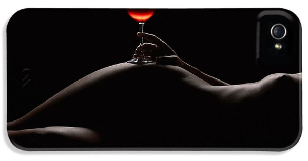 Figurative iPhone 5s Case - Night by Naman Imagery