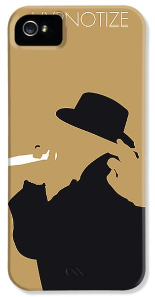 Biggie iPhone 5s Case - No080 My Notorious Big Minimal Music Poster by Chungkong Art