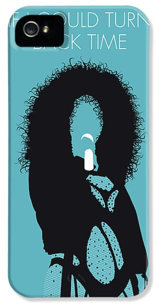 Sonny iPhone 5s Case - No205 My Cher Minimal Music Poster by Chungkong Art