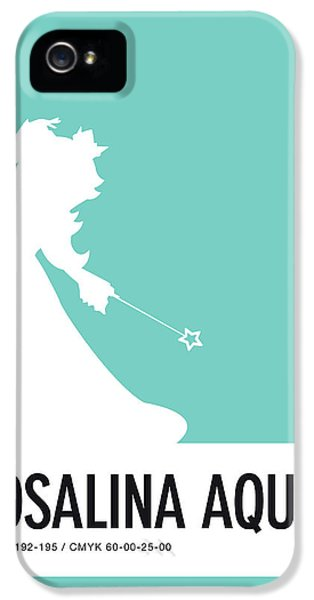 Daisy iPhone 5s Case - No39 My Minimal Color Code Poster Rosalina by Chungkong Art