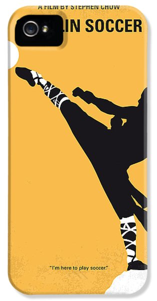 No480 My Shaolin Soccer Minimal Movie Poster IPhone 5s Case