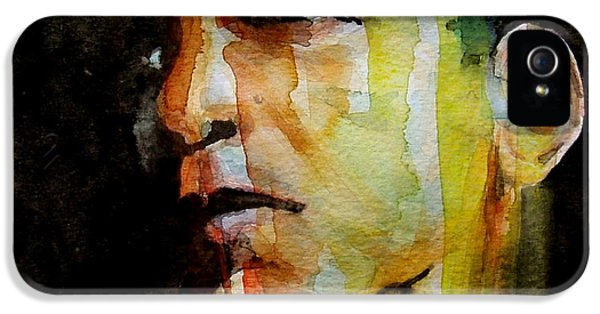 Obama IPhone 5s Case by Paul Lovering