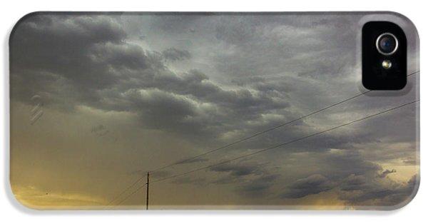 Nebraskasc iPhone 5s Case - On My Way To Wray Colorado 011 by NebraskaSC